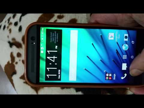 Htc one m8 touch screen problems