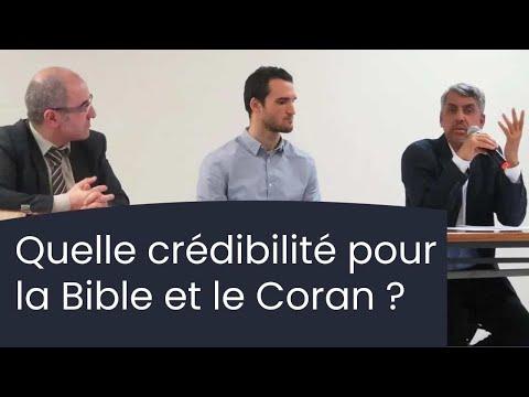Débat : Quelle Crédibilité Pour La Bible Et Le Coran ? Mahmoud Doua Et Karim Arezki