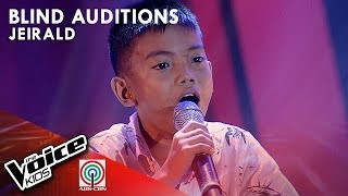 Jeirald Bantilan - Bakit Ako Mahihiya | Blind Auditions | The Voice Kids Philippines Season 4