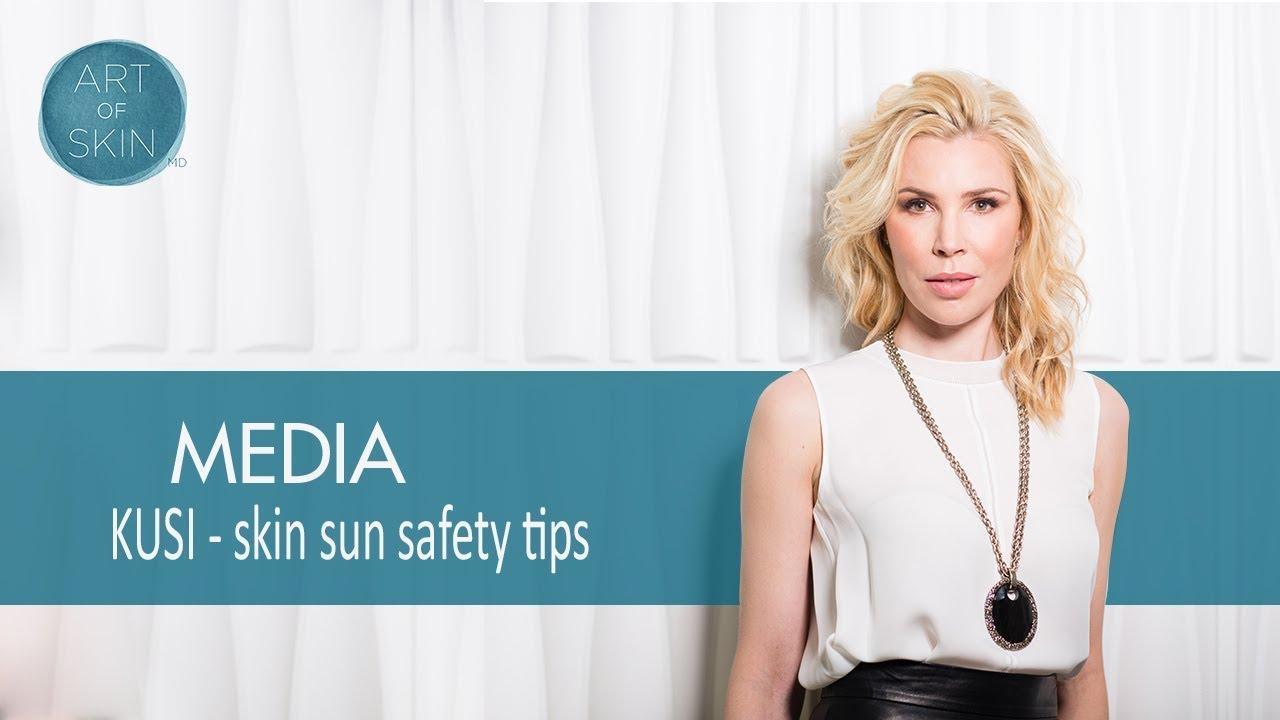 24c3a11e180 Summer Skin Sun Safety Tips - YouTube