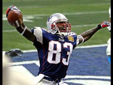 Deion Branch traded to the New England Patriots
