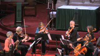 Temescal String Quartet with Paul & Victoria Ehrlich perform: String Sextet in D minor Op.70 Mvt II Thumbnail