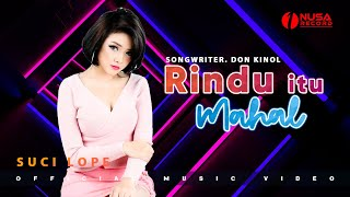 Suci Lope - Rindu Itu Mahal (Official Music Video) #DangdutViral #DangdutReggae #EDMDdut #NewEntry