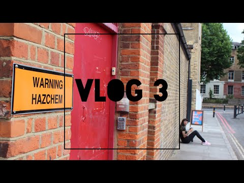 VLOG 3 - City & Guilds Of London Art School Degree Show