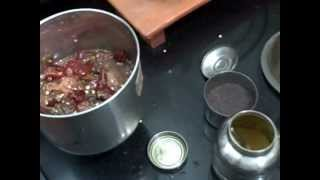 Srirangam Radhu Thakkalee Thokku 1
