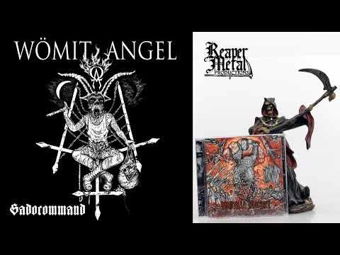 "Finnish Black Metal Band 2019 | WÖMIT ANGEL ""Sadocommand"" [Song]"