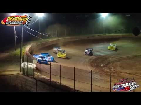 Late Model Feature @ Wartburg Speedway (9-8-18)