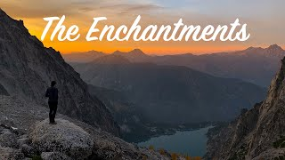 BEST Backcountry Camping iฑ Washington | Enchantments Part 1