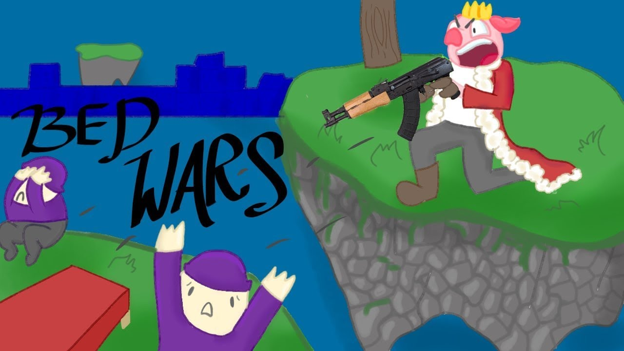 Download they added guns to bedwars