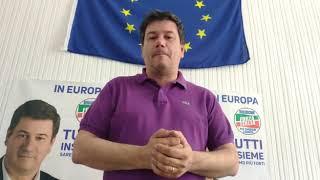 Sergio Silvestris ringrazia gli elettori