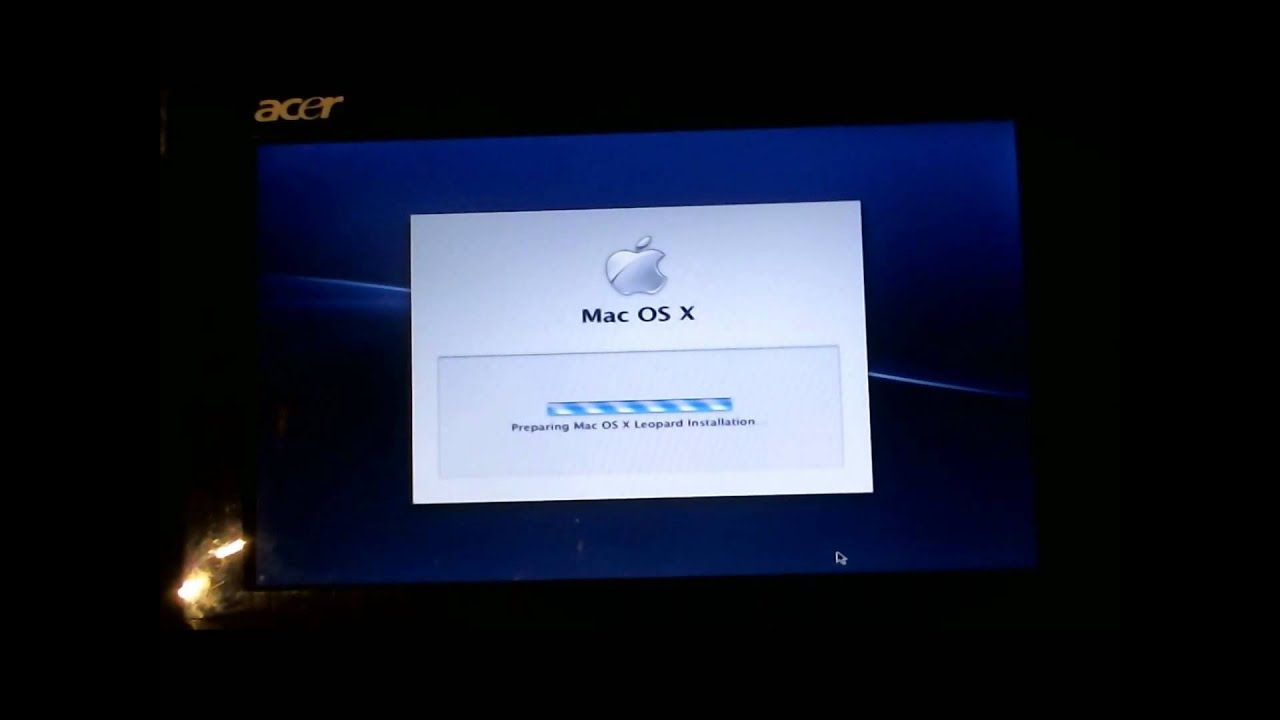 comment installer mac osx sur pc part 1 youtube. Black Bedroom Furniture Sets. Home Design Ideas