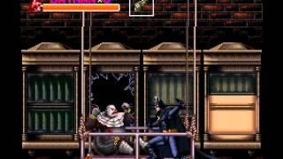 Batman Returns (U) [SNES] (Mania difficulty)
