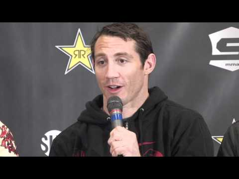 Tim Kennedy and Melvin Manhoef Pre-Fight Press Conference Video
