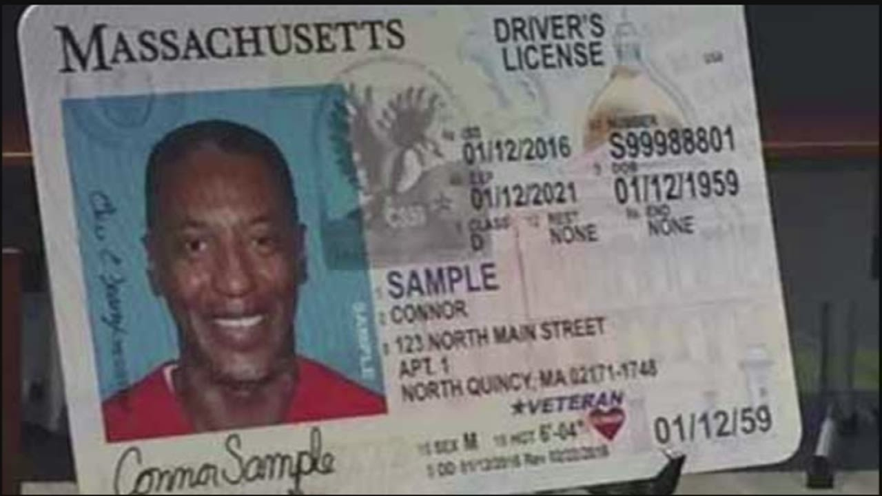 Driver's For Design Rmv - Revealing Youtube Massachusetts New Licenses