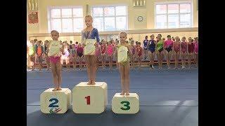 Чемпионат Чувашской Республики по спортивной гимнастике