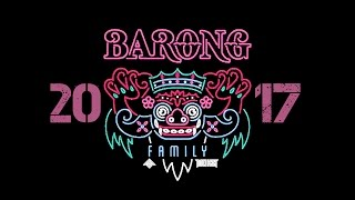 1H BARONG FAMILY ULTRA MIX 2K17