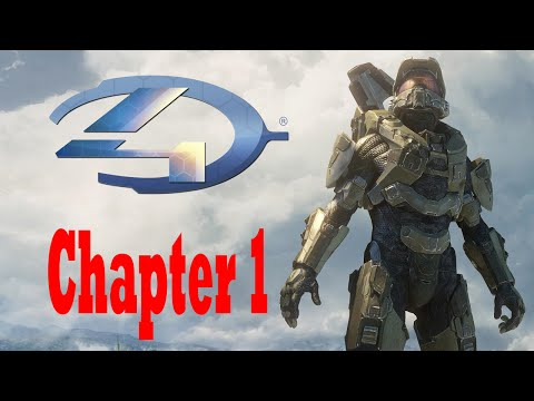 Halo 4 Gameplay Walkthrough [Ep-1] Let's Play Playthrough Review(So it Begins)