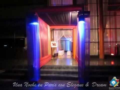 Eventos Elegance & Dream Catering /Noche en Paris A2 Circulo Militar Telf: 7215864 - (98)113*0520
