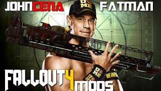 Video Fallout 4 Console Mods ~ John Cena Fatman (Sound Replacer) download MP3, 3GP, MP4, WEBM, AVI, FLV Agustus 2018