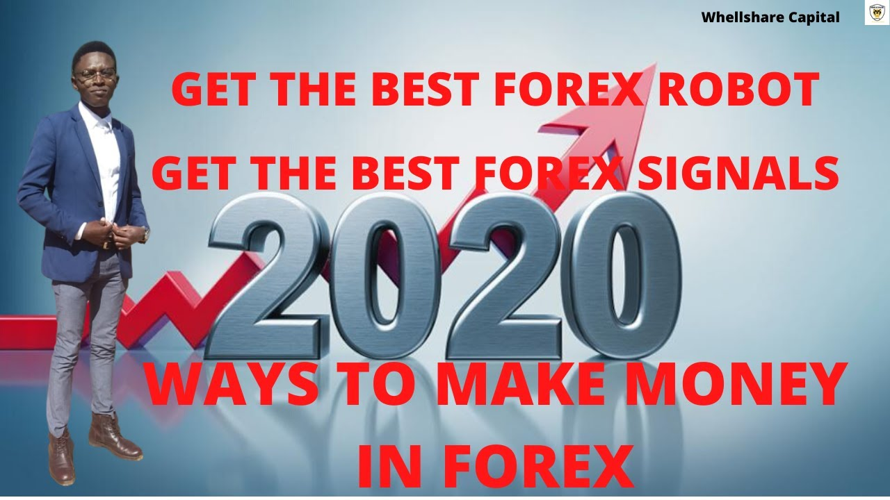WAYS OF MAKING MONEY IN FOREX WITHOUT THE KNOWLEDGE | ROBOT | FOREX | FOR BEGINNERS