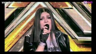 X Factor4 Armenia 4 Chair Challenge  Girls Alina Hovsepyan EmpyRay 22 01 2017