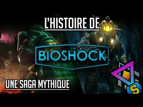Bioshock : Une Saga mythique et complexe ! Histoire#1