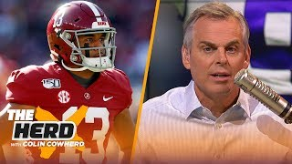 Bengals have to fix franchise to make it work with Burrow, Lions need to draft Tua | NFL | THE HERD
