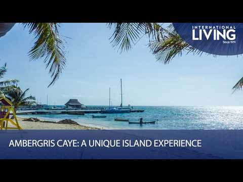 Ambergris Caye: A Unique Island Experience