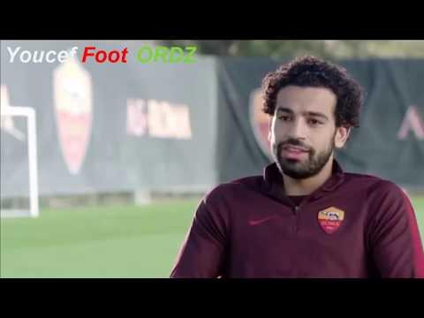 مهارات و فنيات نجوم الكرة العربية 2# ( حكيمي - محرز - زياش - صلاح ) HD