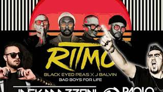 The Black Eyed Peas J Balvin - RITMO Jack Mazzoni  Paolo Noise Remix Bad Boys For Life