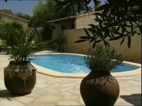 piscine provence polyester s307 youtube. Black Bedroom Furniture Sets. Home Design Ideas