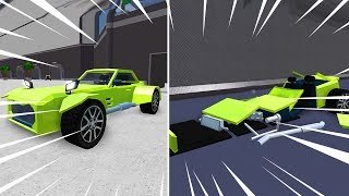 DESTROY AUTO for MILLIONS of DOLLARS!  -ROBLOX #386