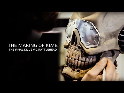 Megadeth - The Making of KIMB...The Final Kill's Vic Rattlehead Thumbnail image