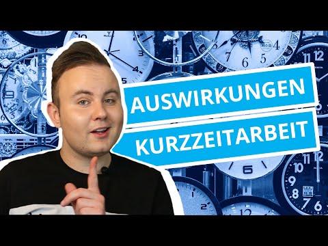 KURZARBEIT: Auswirkung auf Rente & Versicherungen!