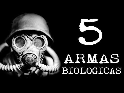 5 ARMAS BIOLÓGICAS