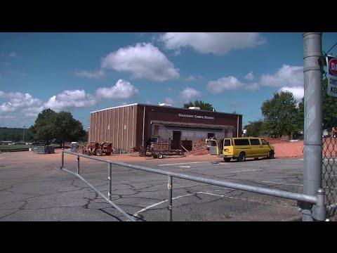 Oglethorpe County High School Gym Renovation Broadcast Story