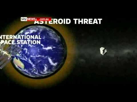 Asteroid to pass close to Earth.