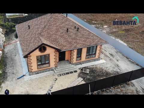 """Проект дома """"Елена"""". Строительство домов под ключ Тюмень"""