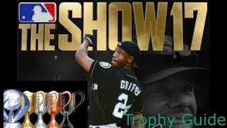 MLB The Show 17 Trophy Guide - The Hot Seat (PS4 Gameplay)