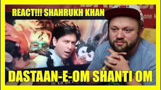 DASTAAN-E-OM SHANTI OM Song Reaction!!! OM SHANTI OM Shahrukh Khan Mp3