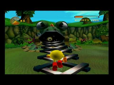 Pac-Man World 2(XBOX) Full Gameplay
