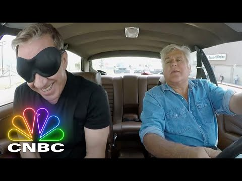 Tim Allen Has To Guess The Car Jay's Driving Him In   Jay Leno's Garage