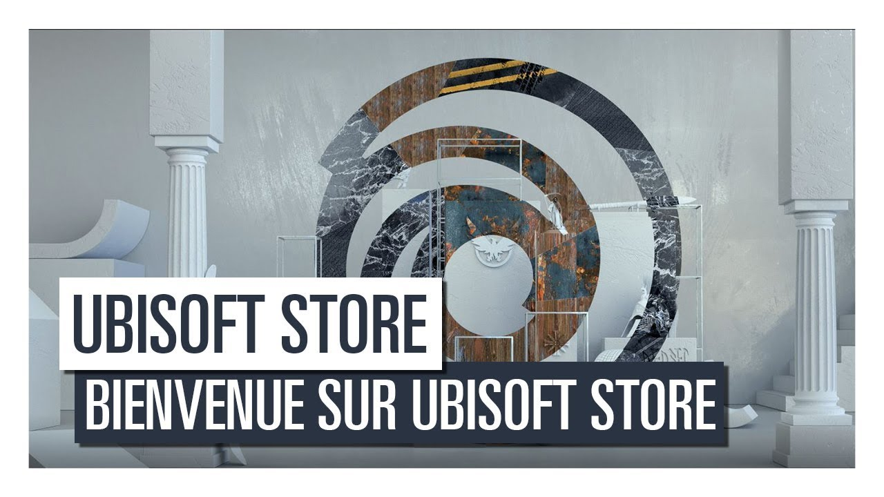 Bienvenue sur Ubisoft Store