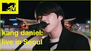 Download Mp3 KANG DANIEL Night 밤 2020 Asia Song Festival Day 2