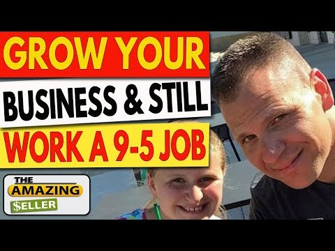 How to GROW an Amazon/Ecommerce Business to $250k While Working a Job! TAS 503: The Amazing Seller