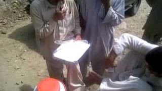RDP Cash for work Buner.3GP