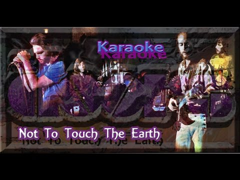 The Doors * Karaoke Of Not To Touch The Earth
