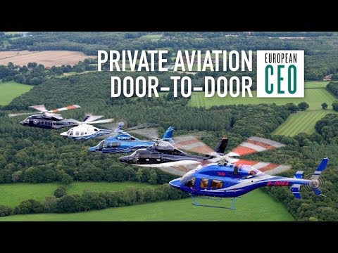 Luxaviation Helicopters offers door-to-door private aviation