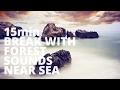 15min Break with Forest Sounds near Sea