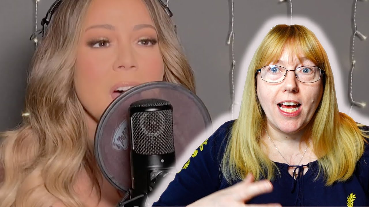 Vocal Coach Reacts to Mariah Carey 'Heroes, Hero, Joy To The World Medley' (Heroes of New
